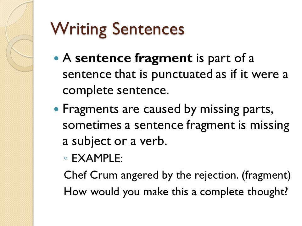 Sentences * Types of Sentences - ppt video online download
