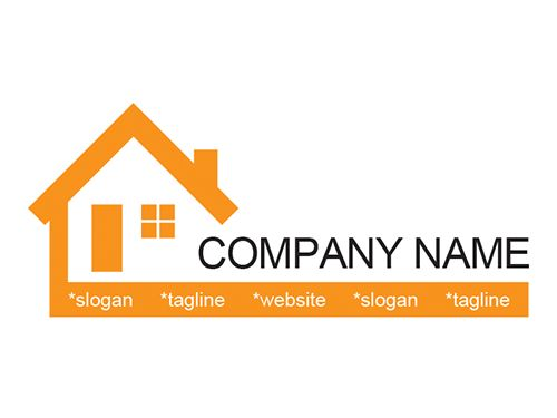 Free House Logo Template » iGraphic Logo