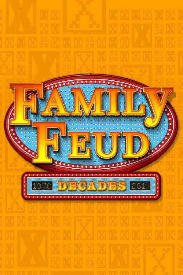 Family Feud Font