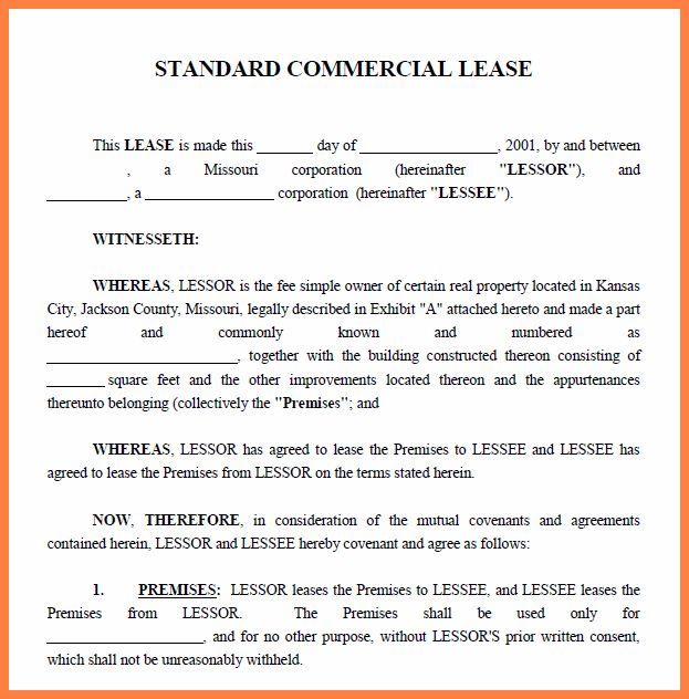 long form adobe pdf microsoft word. commercial property lease ...