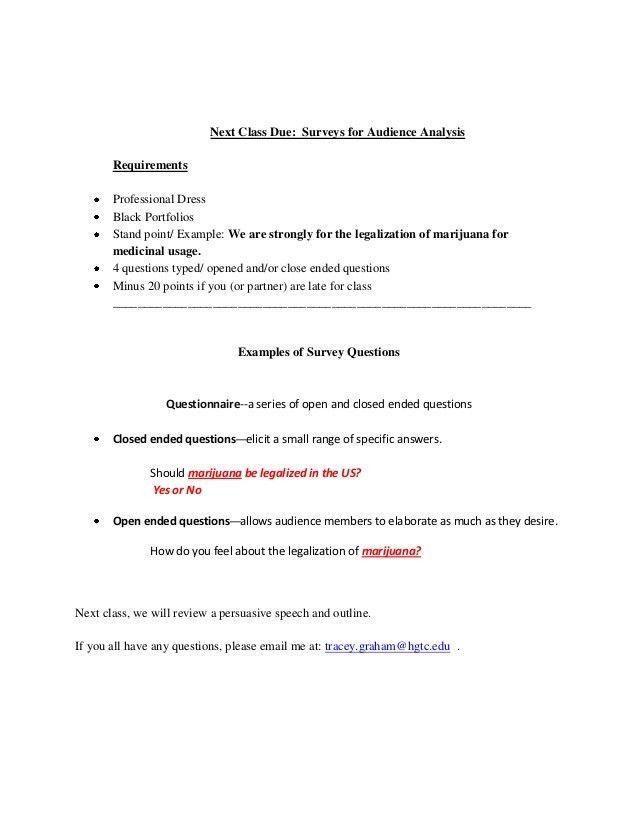 Persuasive speech outline 2012