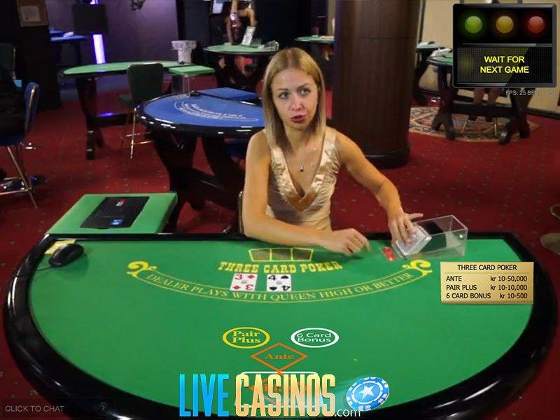 Live Online Casinos - Guide to Live Dealer Rooms & Games