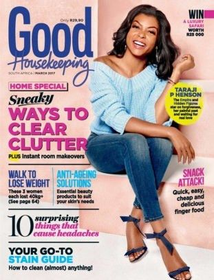 Good Housekeeping South Africa Magazine March 2017 issue – Get ...