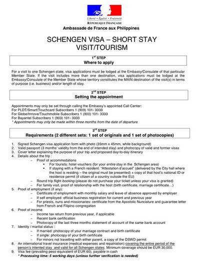 Visa | Visa france | Complete Information,Types,Fees,Eligibility ...
