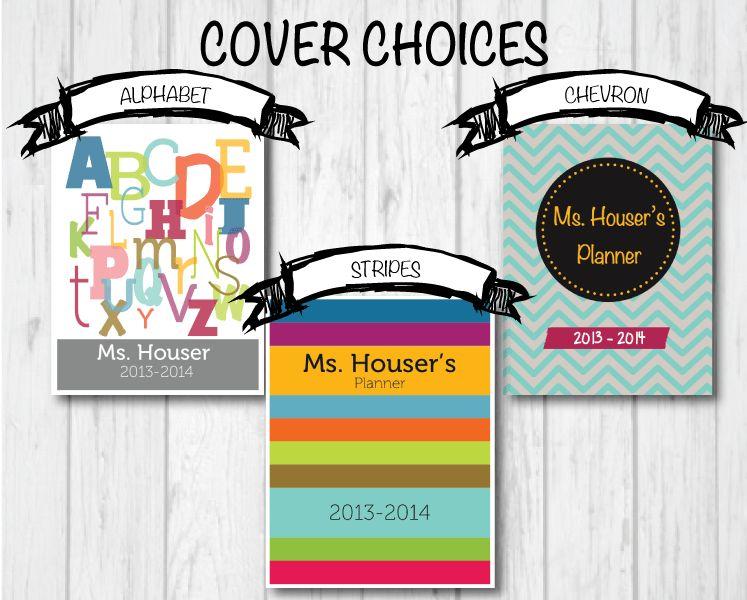 DIY Teacher Planner/Binder | Ms. Houser