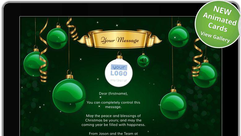 Christmas eCards, Christmas e-Cards, Christmas Email Cards, Custom ...