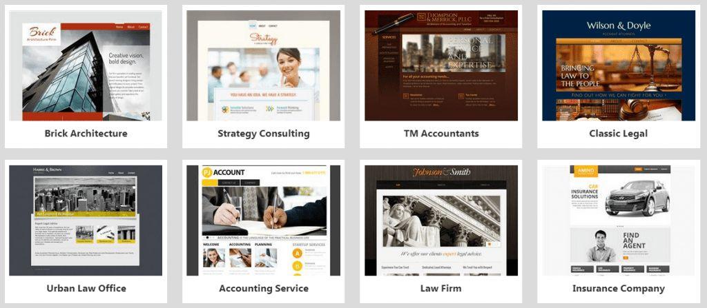 Godaddy Website Builder Templates | Template Design