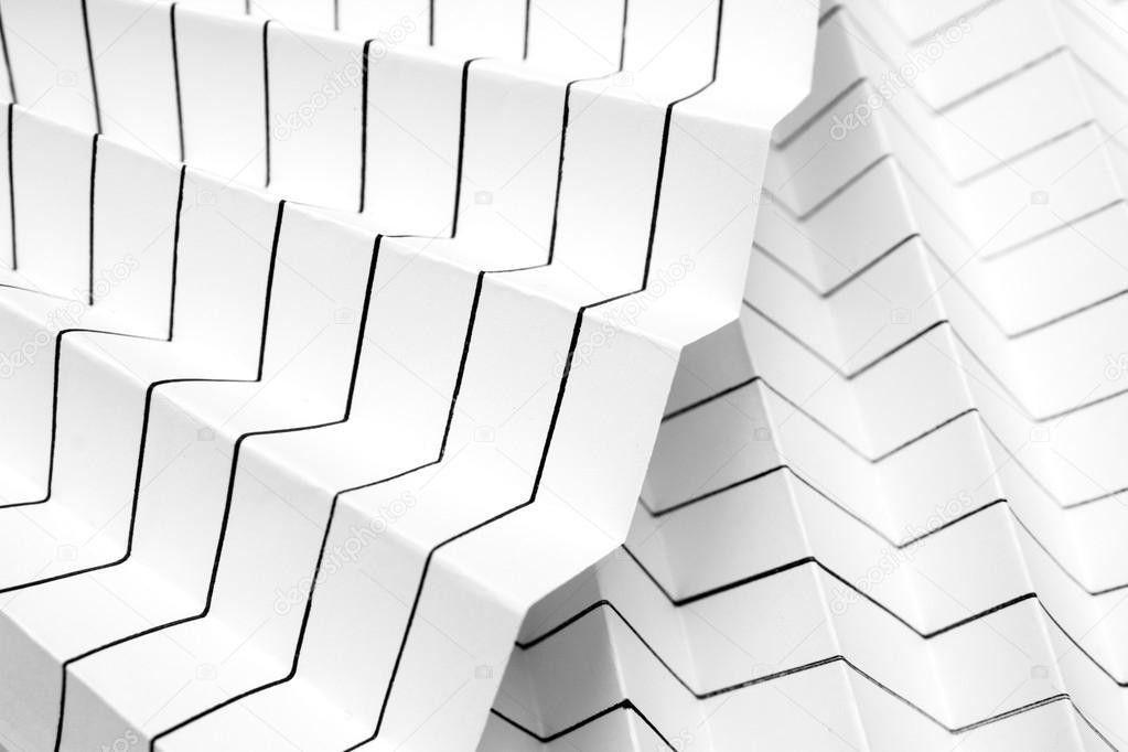 Dizzy lined paper background — Stock Photo © Tamara_k #82383356
