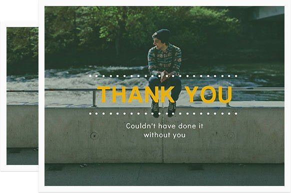 Thank You Card: Samples Picture Create Thank You Cards Custom Note ...