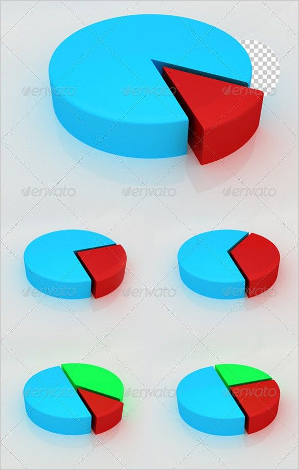Pie Chart Templates – 10+ Free Sample, Example, Format Download ...