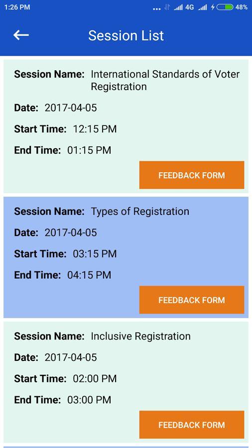 IIIDEM Training Feedback - Android Apps on Google Play
