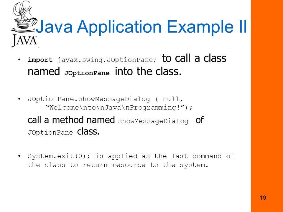 1 Part I : Chapter 01 Introduction to Java Programming. - ppt download