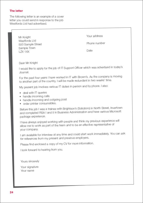 28+ [ Curriculum Vitae Cover Letter Template ] | Incredible Sample ...