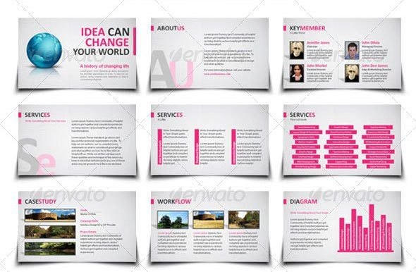 20 Creative Business PowerPoint Presentation Templates – Design ...