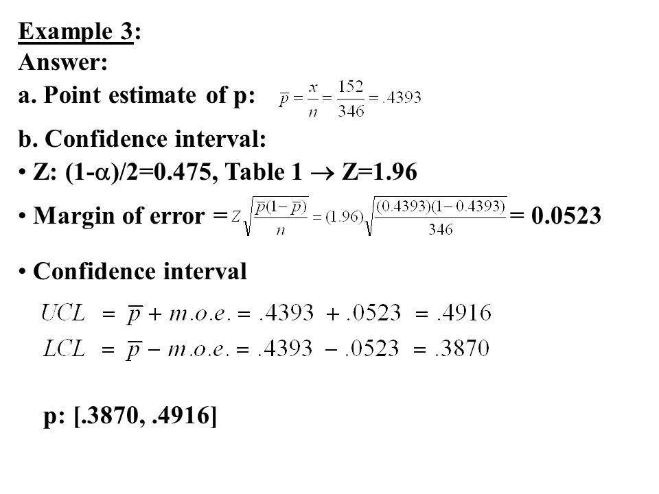 Chapter 8 Interval Estimation - ppt download