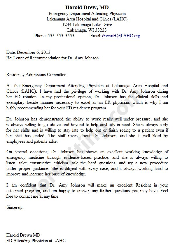 Professional Recommendation Letter Service | LoR Writing