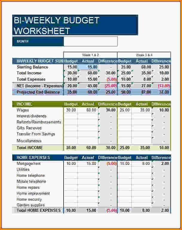 Weekly Budget Planner.printable Weekly Budget Template.jpg ...
