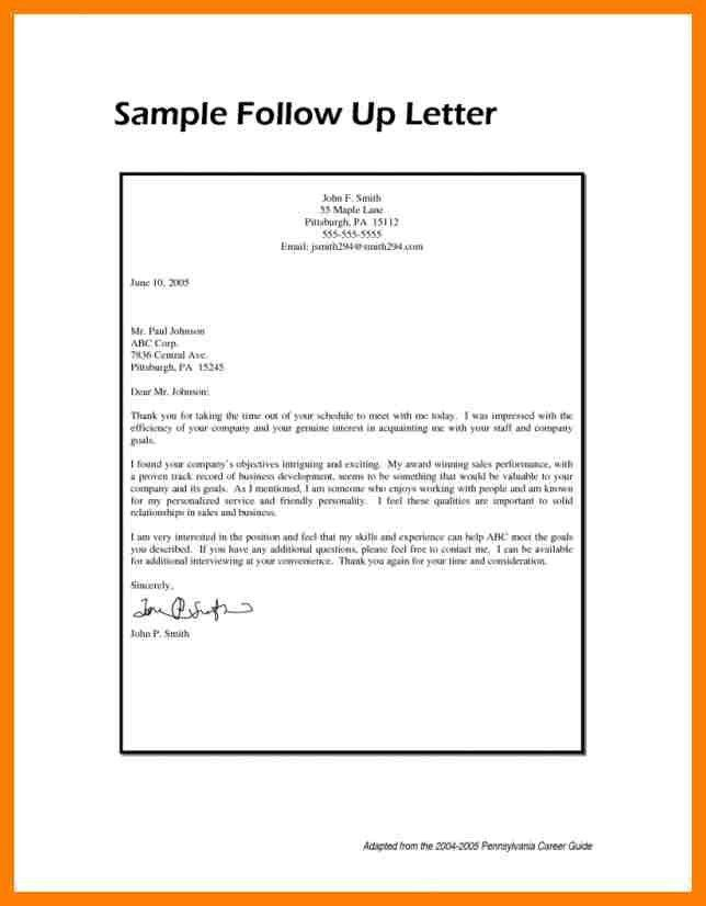 Sample Follow Up Email. 9 Follow Up Email Templates After ...