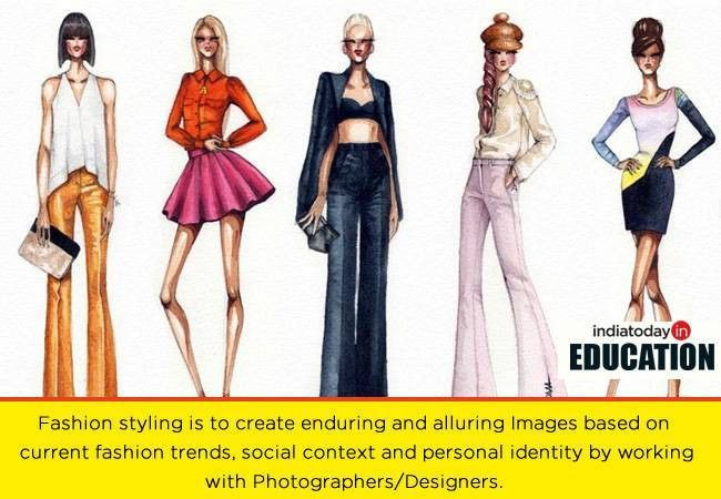Career in Fashion Styling and Image Design: Here's your complete ...