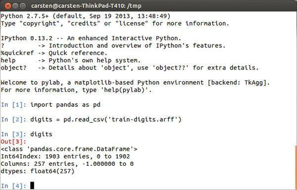 Pandas: Data Analysis with Python » ADMIN Magazine