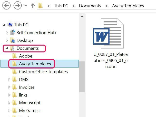 How to Change Fonts in Word for Avery Labels | Techwalla.com