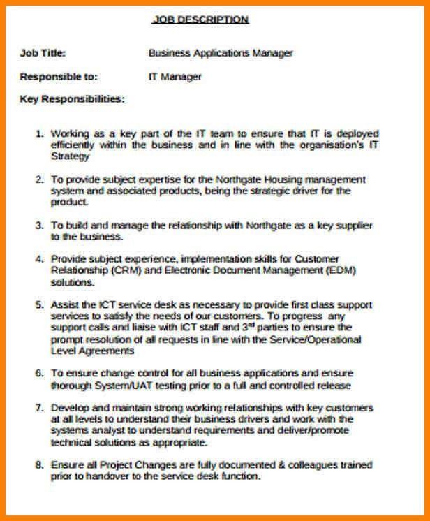 10+ application manager job description | barber resume