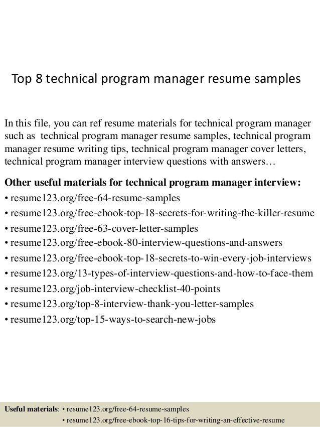 top-8-technical-program-manager-resume-samples-1-638.jpg?cb=1432192333