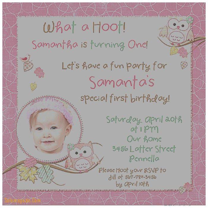 Birthday Cards: Fresh Sample Of Birthday Invitation Cards 1 Year ...