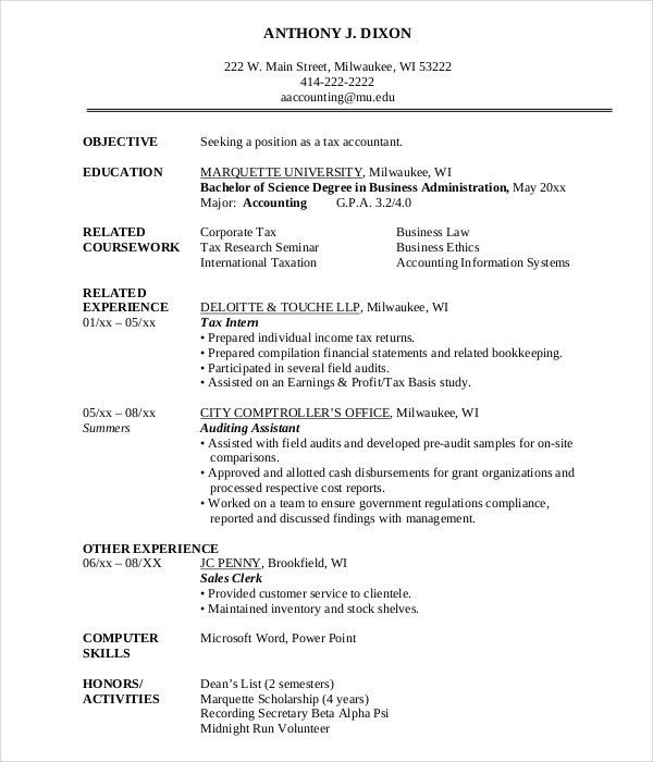 Modern Resume Templates - 42+ Free PSD, Word,PDF Document Download ...
