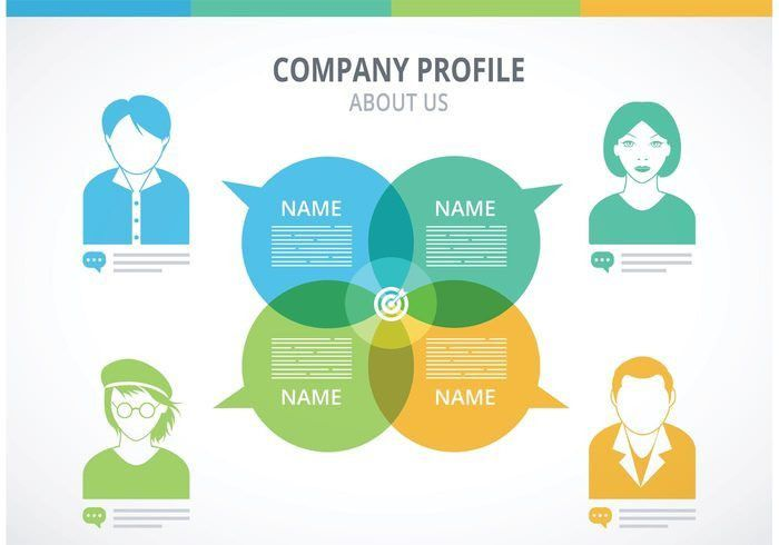Company Profile Design - (1546 Free Downloads)