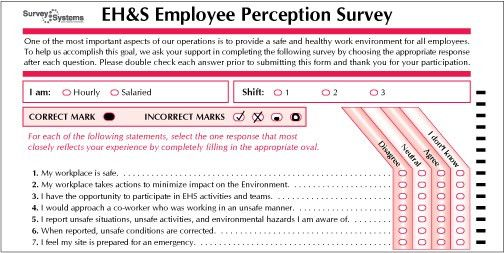 Survey Systems Blog - Inside the Bubble | Employee survey