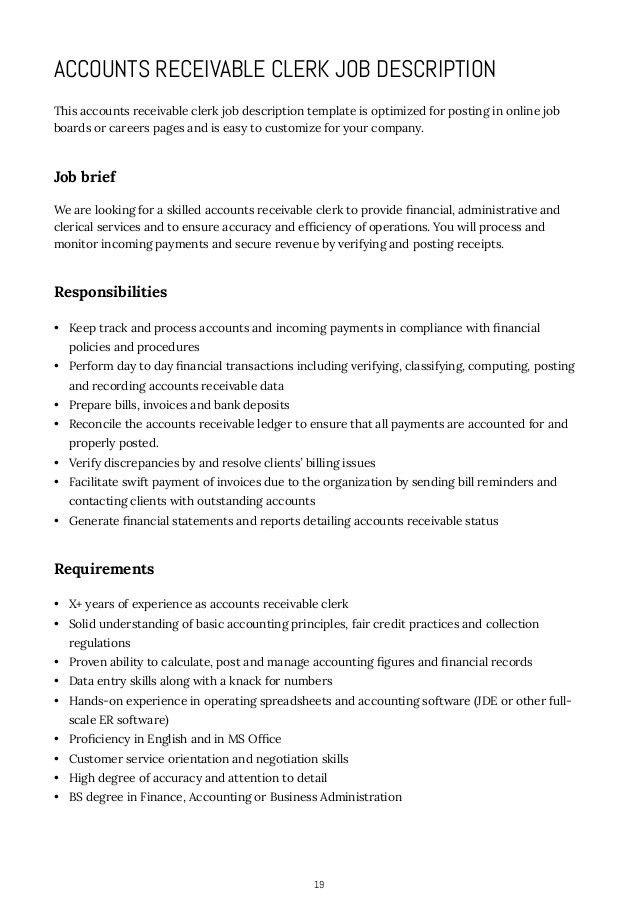 How to Write Job Descriptions
