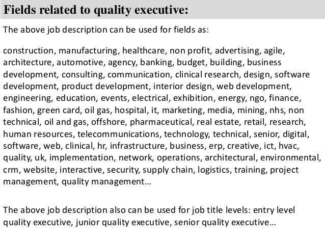 chief executive officer job description chief executive officer ...