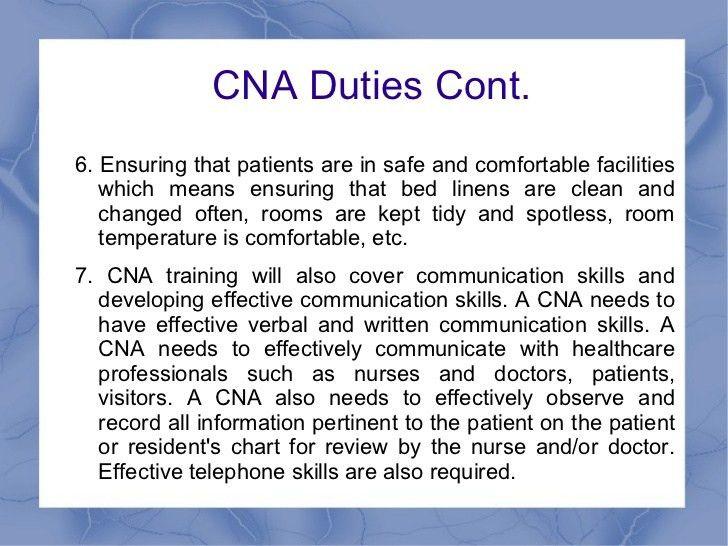 cna duties list duties for resume getessaybiz cna resume samples