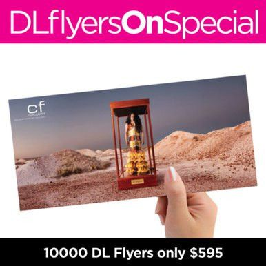 DL Flyers - Discount Flyer Printing