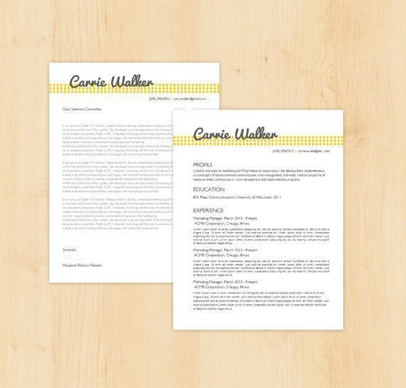 cover letter design resume letterg template designs templates ...