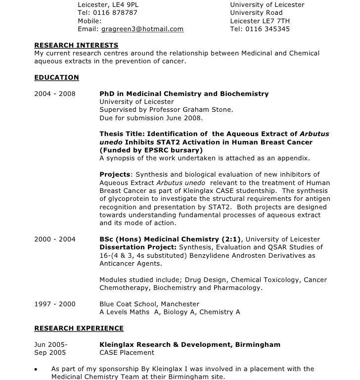 nice ideas academic resume examples 12 template for resume example