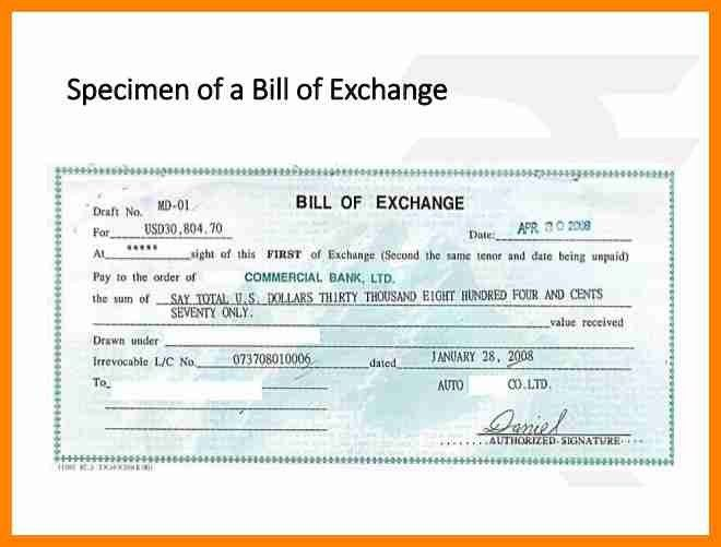 Format For A Bill, 8+ format of bill book postal-carrier, what are ...
