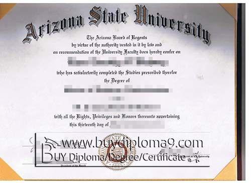 Arizona state university degree in USA, Buy diploma, buy college ...