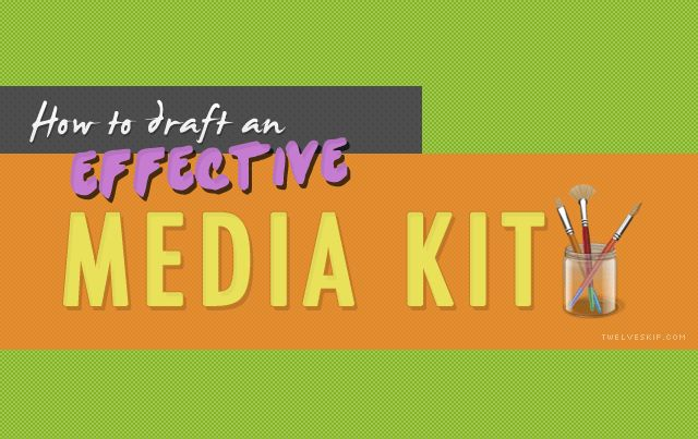How To Make A Media Kit That Will Get You More Clients
