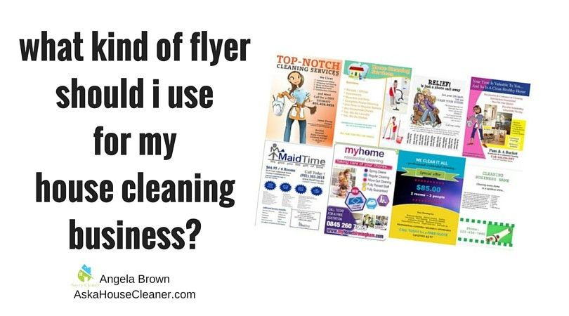 Marketing for House Cleaners Archives > Page 3 of 3 > Ask a House ...
