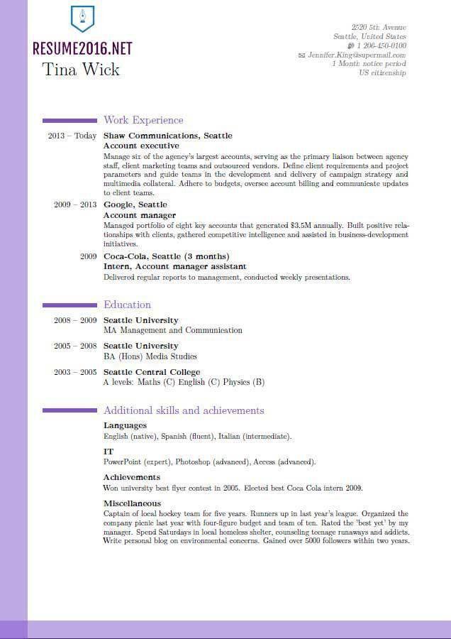 Download Updated Resume | haadyaooverbayresort.com