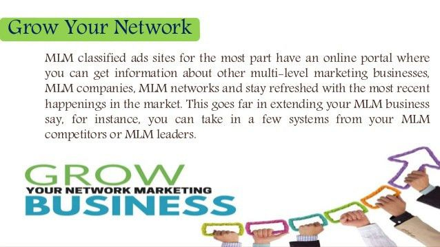 MLM Classified Ads- Ideal Way To Promoting Your MLM Business Leads Vi…