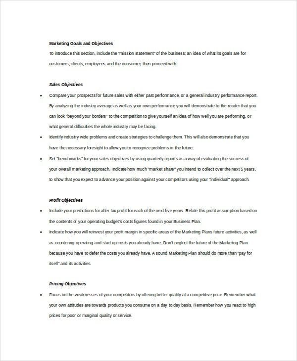 15+ Strategy Templates - Free Sample, Example Format | Free ...