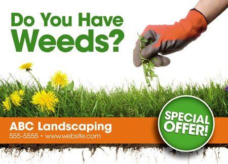 Proven Landscape and Lawn Care Marketing | PostcardMania