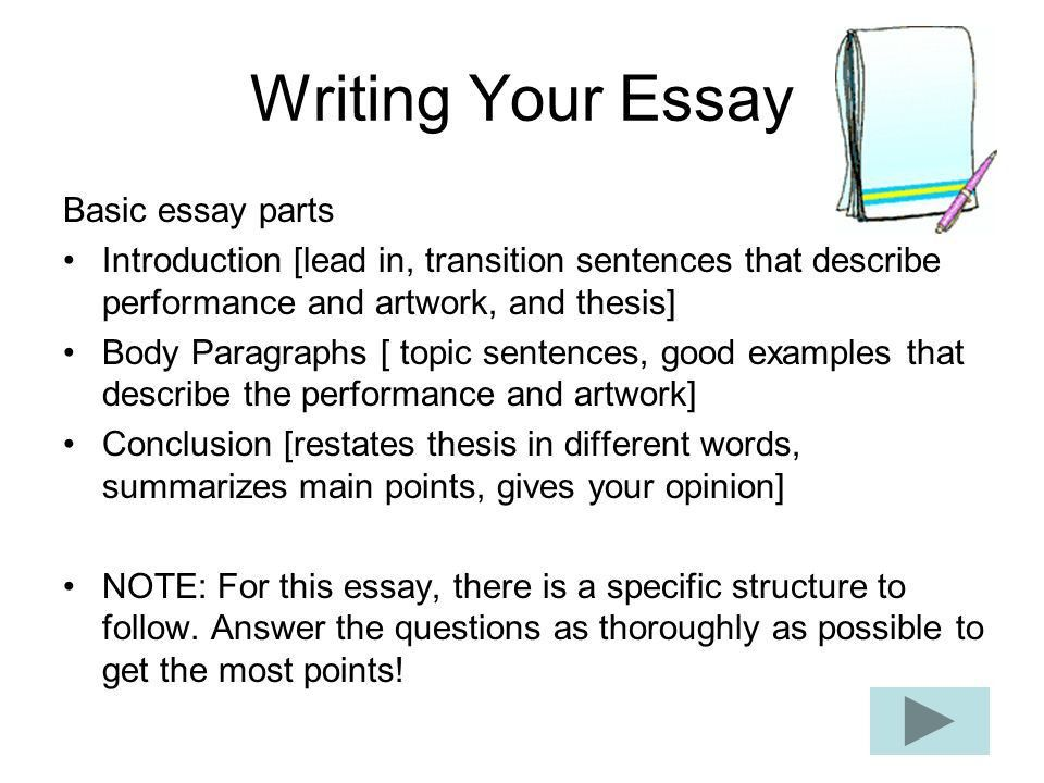 download basic essay examples haadyaooverbayresortcom