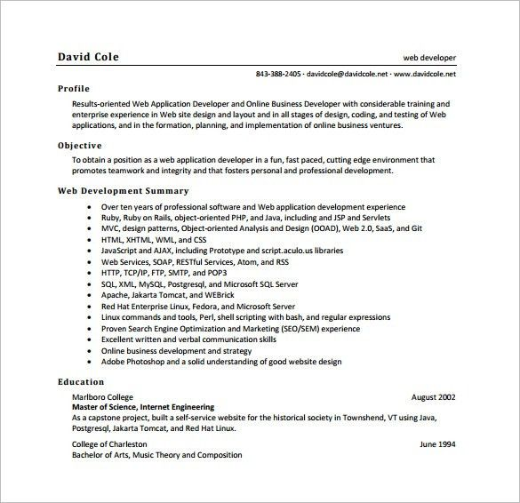 Nice Full Stack Developer Resume 8 Qa Analyst Resume Samples ...