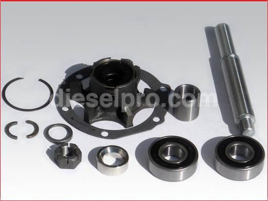 Water Pump Repair kit for Detroit Diesel engine 2-71   DP 5196935 ...