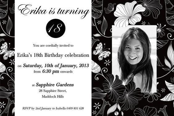 Free Printable Party Invitations | Birthday invitations online ...