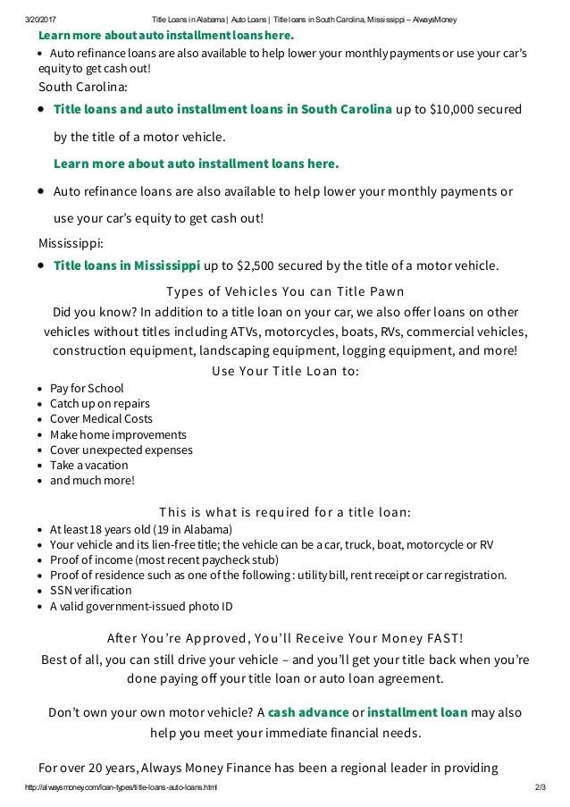 Cash Loan Agreement 5 Loan Agreement Templates To Write Perfect
